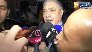 بن فليس: رشيد نكاز مواطن يحب وطنه وكل تحرك يخدم مصلحة الجزائر أنا أؤيده