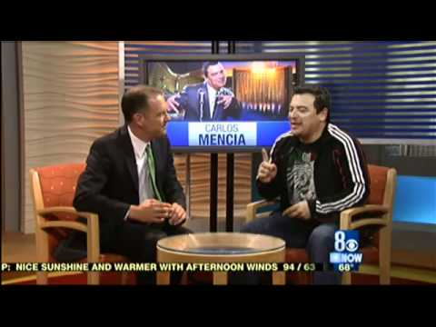 Interview: Comedian Carlos Mencia