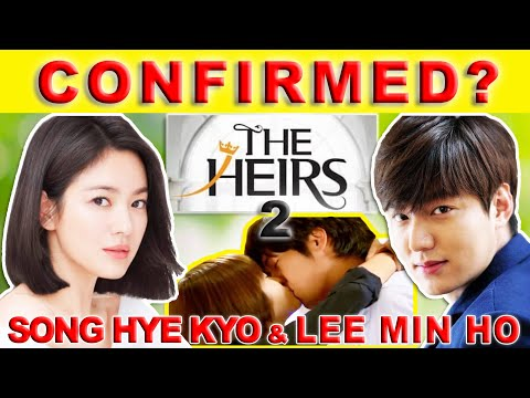 THE HEIRS 2- LEE MIN HO | SONG HYE KYO