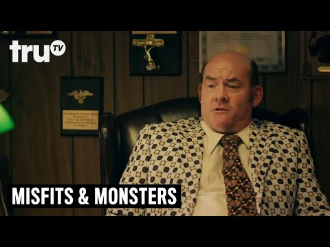 Bobcat Goldthwait's Misfits & Monsters Season 1 Trailer | truTV