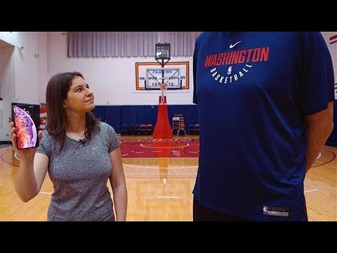 IPhone XS Max Reviewed-With Help from Tallest NBA Player Ever