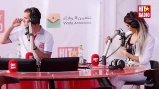 KARIMA GOUIT ADORE LA VITESSE ET LE SPORT AUTO - كريمة غيث كا تعجبها السرعة و سباق السيارات