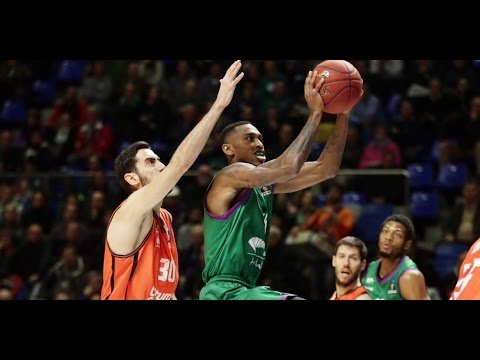 7DAYS EuroCup Highlights: Unicaja Malaga-Valencia Basket, Game 2