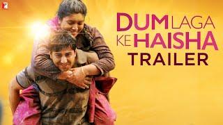 Nonton Dum Laga Ke Haisha - Trailer | Ayushmann Khurrana | Bhumi Pednekar Film Subtitle Indonesia Streaming Movie Download