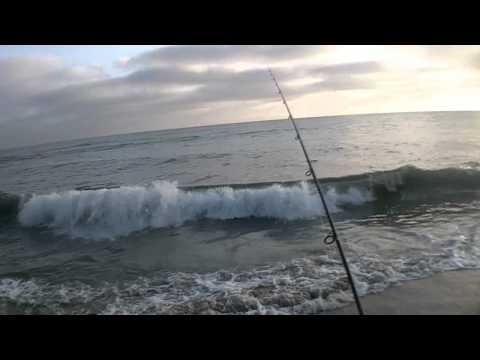 Surf Fishing California – May 2012