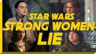 Video It's a SJW Trap! Strong Women of Star Wars, It's A Lie & Here's The Proof MP3, 3GP, MP4, WEBM, AVI, FLV Juni 2018