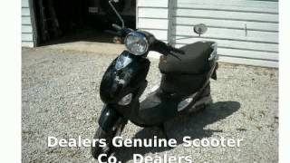 8. 2009 Genuine Scooter Co. Buddy 50  Engine Details Dealers Top Speed motorbike Features - tarohan