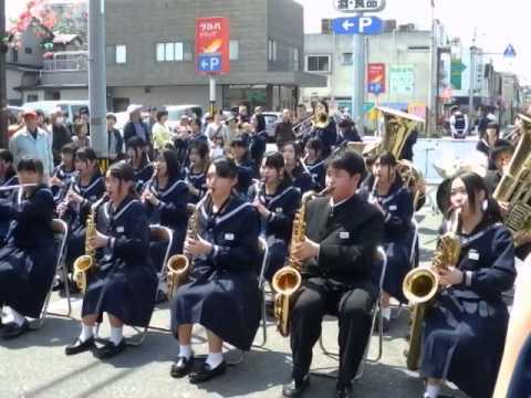 水海道中学校吹奏楽部