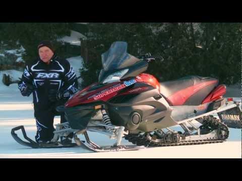 2012 Yamaha Vector LTX Test Ride
