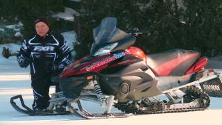 4. 2012 Yamaha Vector LTX Test Ride
