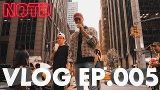 NOTD Vlog: Episode 005 - NYC Pt. 1