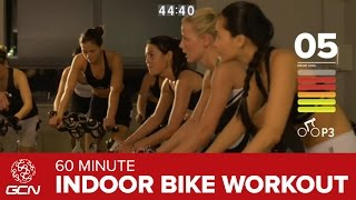 Cycling Workout - Get Fit With GCN's 60 Minute Turbo Trainer Class