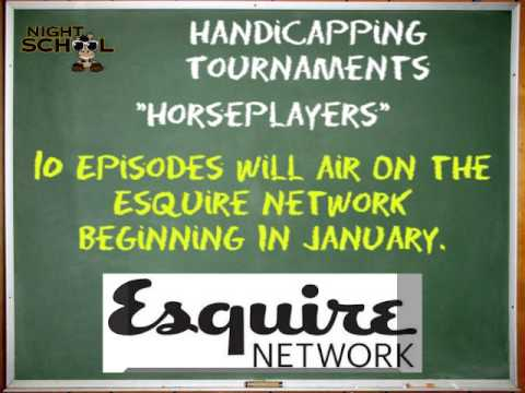Night School 37 - Handicapping Tournaments 11.12.13