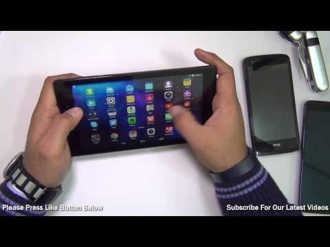 Lenovo Tab 2 A7 Review- Display, Gaming, Camera, Internet Browsing & Video Playback