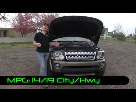 LR4 - In this Real Auto Reports Real First Impressions Video we take a quick look at the 2014 Land Rover LR4. As Land Rover fans know, this is also called the Disc...