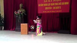 Múa giấc mơ trưa - Lan Hương (26-03-2011_10h01')