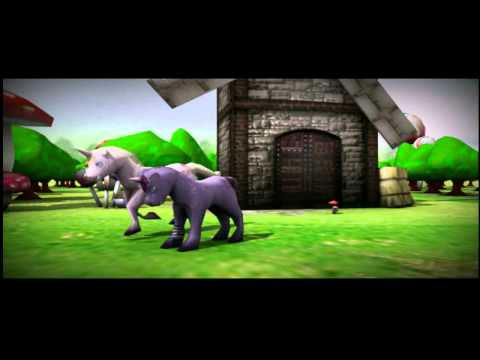 Video of Unicorn Pet