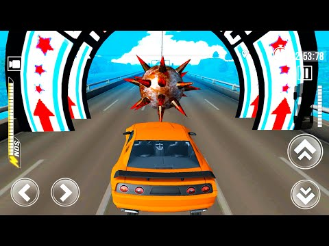 Сrazy Сars Race #3 (speed bump car drive) - Android Games