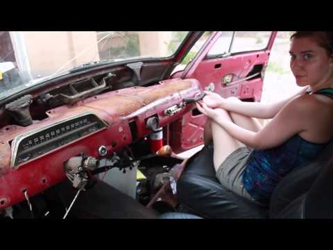 1967 Volvo 122s Amazon Dashboard Removal – IPD Build Off Production Diary 9