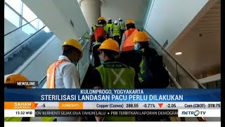 Video Maskapai Cek Kesiapan New Yogyakarta International Airport MP3, 3GP, MP4, WEBM, AVI, FLV April 2019