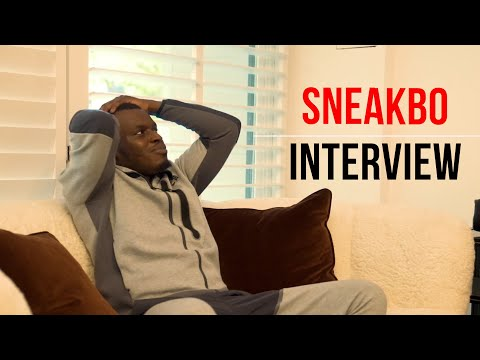 """Sneakbo Interview: The Perspective """"I Put In The Work"""" 