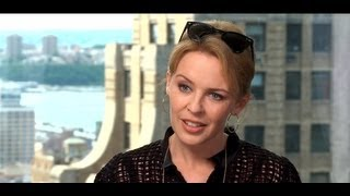 Kylie Minogue - VEVO News Interview