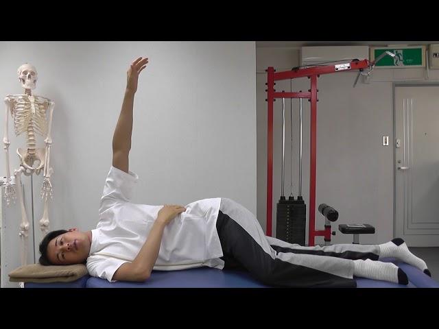 【セルフケア動画】シェー体操 ウエストを細くする