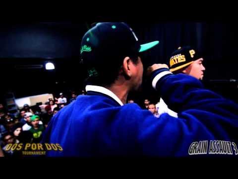 FlipTop - MelChrist/Papew vs Dopee/Malupet @ Dos Por Dos Tournament