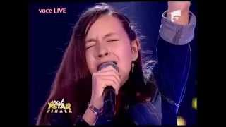 "Raluca Moldoveanu - Jessie J - ""Mamma Knows Best"" - Next Star"