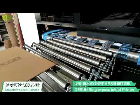 Máy in phun cho thùng carton - 6