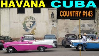 We fly to Havana for a 2-day city break and are rewarded with all the sights, sounds and flavours of this beautiful time-warp capital. We set off on foot to see the sights, and then jump in a 1950s American automobile to see some of the further fling sights, such as Independence Square and the Forest inside the City.