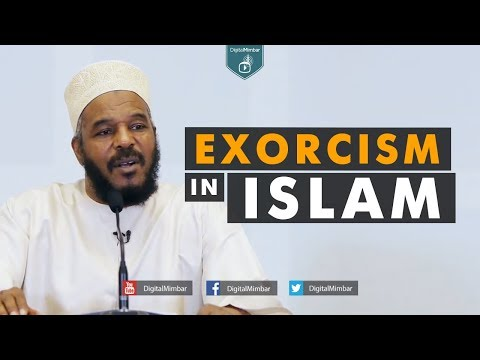 Exorcism in Islam   Dr Bilal Philips HD