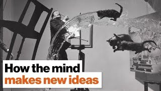 How the mind makes new ideas: Spider Goats, Mario Bros, Dick Cheney | David Eagleman