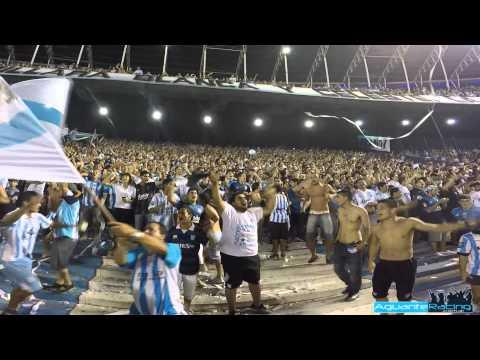 Copa Libertadores 2015 - Hay que ganar la copa - La Guardia Imperial - Racing Club