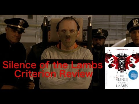 The Silence Of The Lambs (Criterion Blu-Ray Review/Comparison)