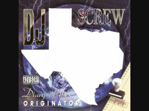Dj Screw-Bow Down (Westside Connection) Chpt. 61 Niggaz Cant See Me