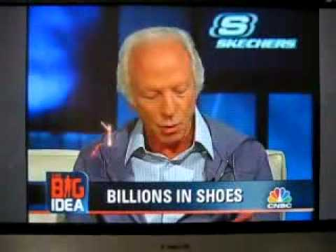 Best Business Advice on Donny Deutsch Show from the CEO of Skechers