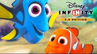 Video FINDING DORY Cartoon Games for Kids to Play - DISNEY INFINITY 3.0 Dory Videos for Kids MP3, 3GP, MP4, WEBM, AVI, FLV September 2018