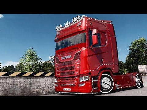Scania S Series Turkish Job 1.27.x