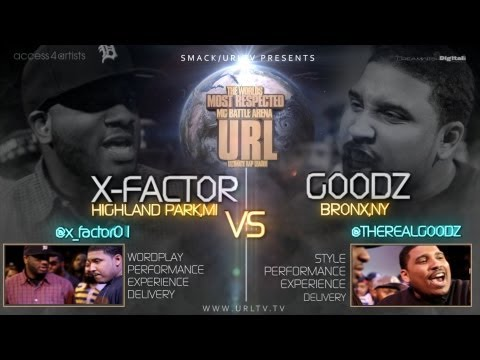 Goodz vs X-Factor