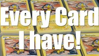 The Pokemon Cards I Still Have by SkulShurtugalTCG