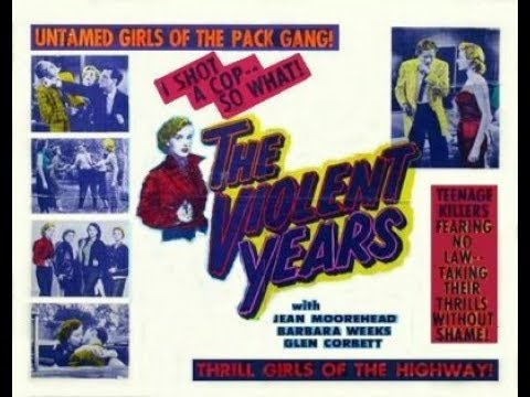 Review: The Violent Years (1956)