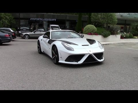 Ferrari F12 Stallone  photos