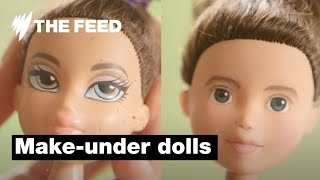 What do you get when you take off a Bratz doll's makeup? Meet the people who are changing the face of girls' toys. Facebook:...