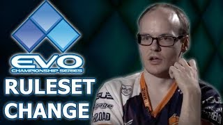M2K on EVO Ruleset Change