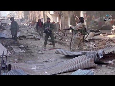 Συρία: Μακελειό από τζιχαντιστές στην Ντέιρ Αλ Ζορ