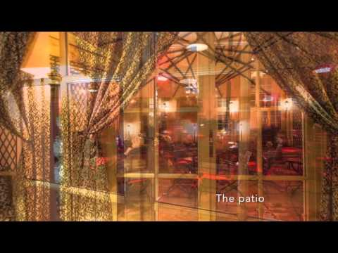 Café Laurent by Ann Jeanne in Paris    afriendinparis.com