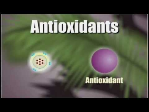 antioxidants - An awesome explanation of how free radicals and antioxidants work and Monavie's ability to improve this function in your body.