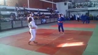 Torneio de Abertura 2017 - Maria Eduarda Luta Casada - 3ª Vitória