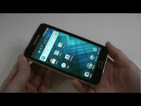 mp3 player - Samsung Galaxy S 5.0 WiFi Unboxing & First Look ... a big screened Google Android based MP3 & media player, that does show much more, let's take a look. Buy ...